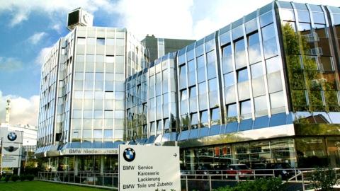 Bmw Ag Niederlassung Düsseldorf Bmw Fahrzeuge Services Angebote